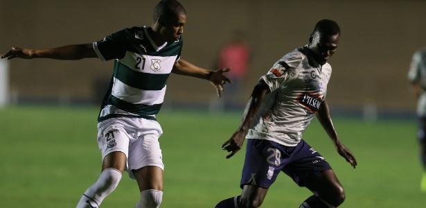 Felipe Macedo, do Goiás, teve transferência para o Atlético-MG cancelada