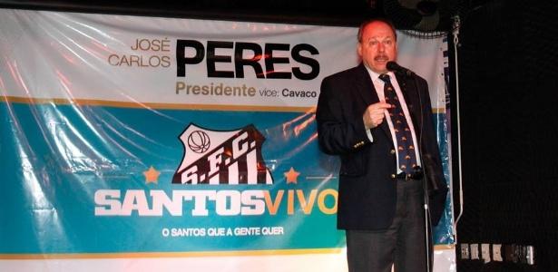 296afe969bd1b Presidente do Santos demite gerente e ganha