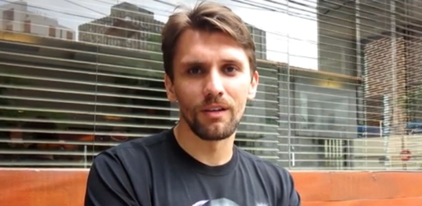 Paulo André, ex-zagueiro do Corinthians, em entrevista exclusiva ao UOL Esporte - Reprodução/UOL