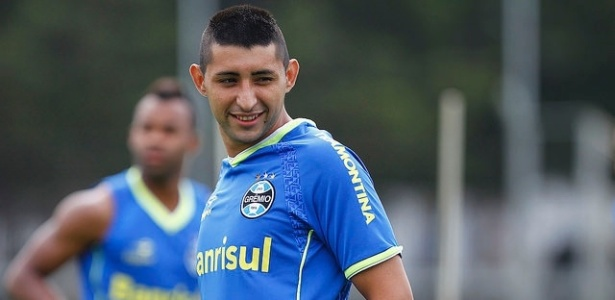 Argentino passou pelo Grêmio em 2014 e está afastado do Sporting-POR