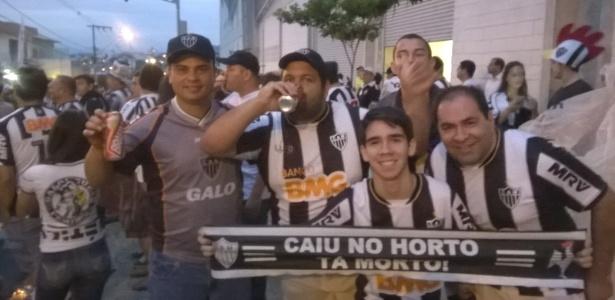 Procurador-geral da República quer proibir mineiros de beber dentro dos estádios