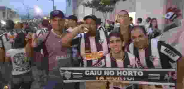 Procurador-geral da República quer proibir mineiros de beber dentro dos estádios - Bernardo Lacerda/UOL