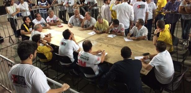 Eleição do Vasco acontecerá nesta terça-feira em São Januário (7)