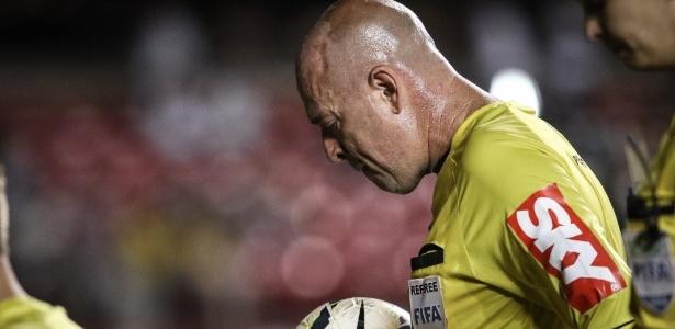 Héber Roberto Lopes será o juiz brasileiro na competição