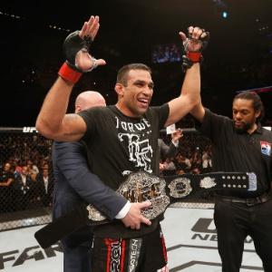 O brasileiro Fabrício Werdum - Josh Hedges/Zuffa LLC UFC