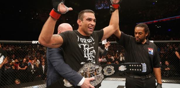 Fabricio Werdum criticou as atitudes de Conor McGregor - Josh Hedges/Zuffa LLC UFC