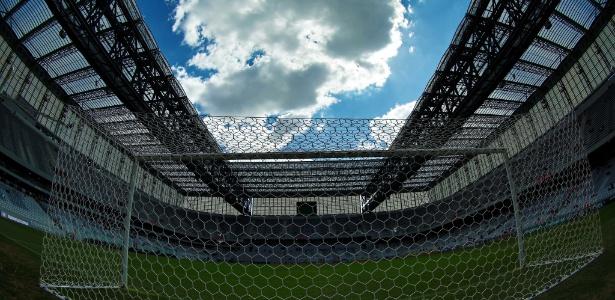 Arena da Baixada não ficará pronta no dia 15 de fevereiro, como previsto