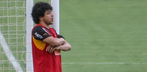 Luan, que tem o apelido Doidinho, quase desistiu de ser jogador para se tornar pastor - Bruno Cantini/Site do Atlético-MG