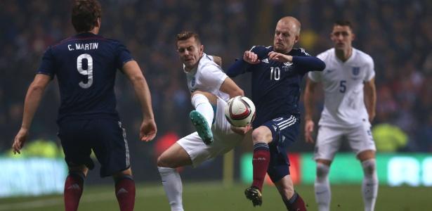Wilshere voltou a ser convocado à seleção inglesa neste semestre