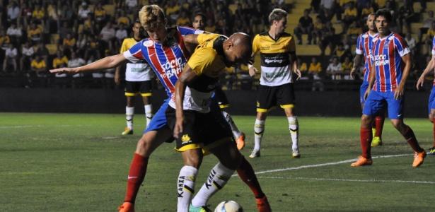 Bruno Paulista foi revelado pelo Bahia e depois comprado pelo Sporting