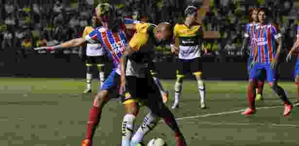 Bruno Paulista foi revelado pelo Bahia e depois comprado pelo Sporting - DEZA BERGMANN/ESTADÃO CONTEÚDO