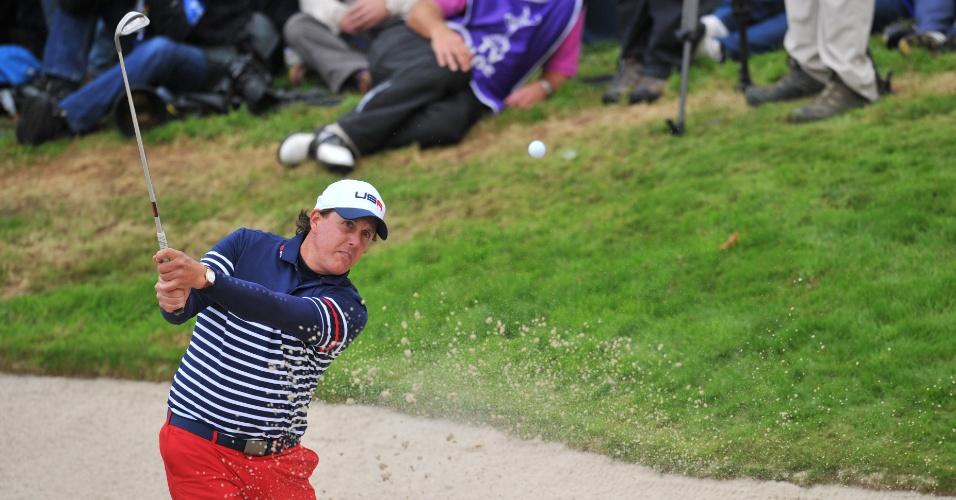 Phil Mickelson, golfista