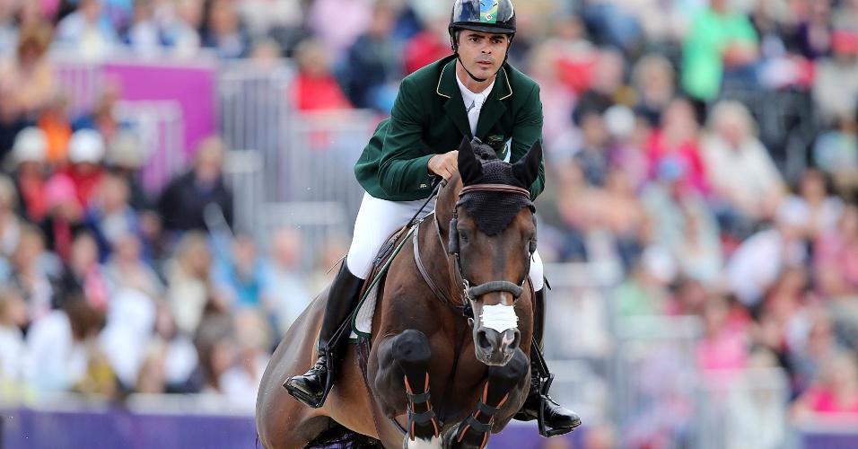 Rodrigo Pessoa, cavaleiro