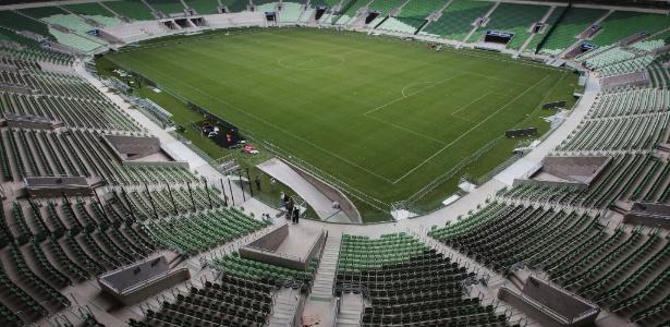 Allianz Parque já recebeu 48 partidas do Palmeiras