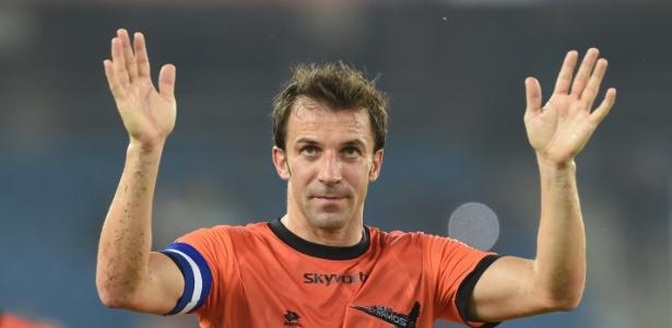 Del Piero é citado como um dos nomes que alavancou o futebol australiano