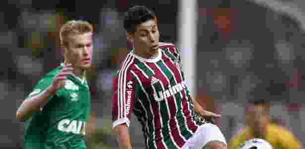 Última passagem de argentino Conca pelo Fluminense foi em 2014 - Paulo Sergio/ Photocamera