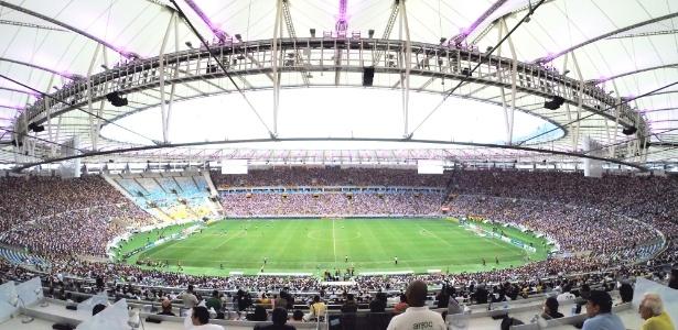 Ferj espera ter o Maracanã ao menos para os jogos decisivos do Campeonato Carioca 2017