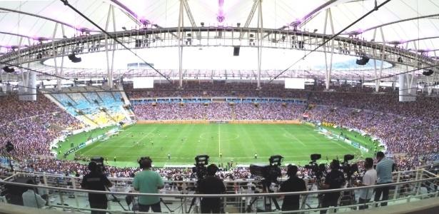 Maracanã receberá a final do Campeonato Carioca entre Vasco e Botafogo