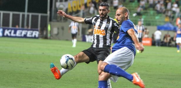 Atlético-MG e Cruzeiro se enfrentam desde 1921, mas cada clube tem sua estatística do confronto - Bruno Cantini/Atlético-MG