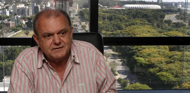 Vitorio Piffero vê time em evolução e pediu mobilização da torcida contra a degola
