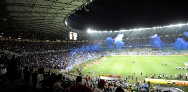 Contrato de fidelidade entre Cruzeiro e Mineirão está mantido