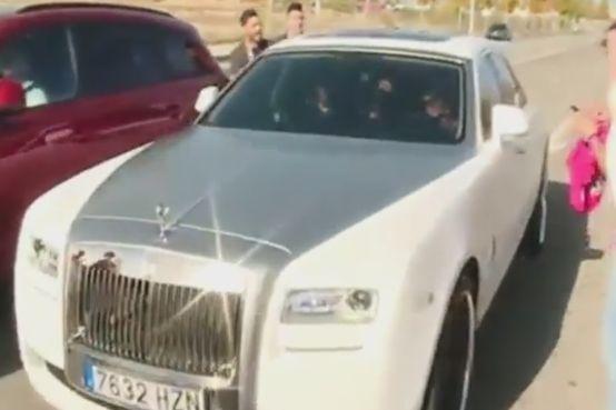 Rolls-Royce Ghost, o novo carro de Cristiano Ronaldo
