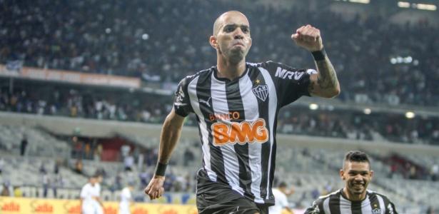Diego Tardelli está cada vez mais perto de voltar ao Atlético-MG - Bruno Cantini/Atlético-MG