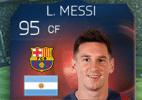 Messi em oferta? É a Black Friday chegando ao game Fifa - Reprodução