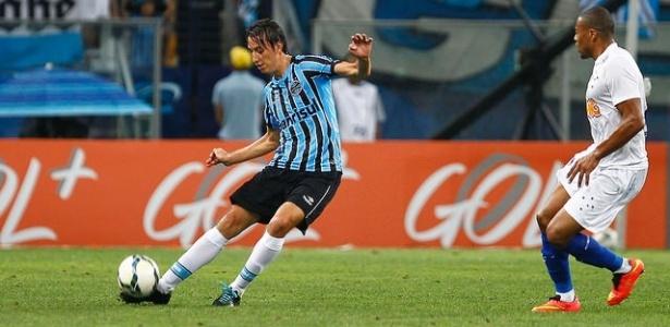 Pedro Geromel assinará novo contrato com o Grêmio até 2018 - Lucas Uebel/Divulgação/Grêmio