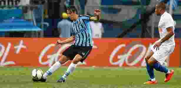 Pedro Geromel é alvo de propostas de clubes do Brasil e de fora; Grêmio teme - Lucas Uebel/Divulgação/Grêmio