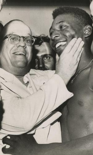 Pelé, em 1958