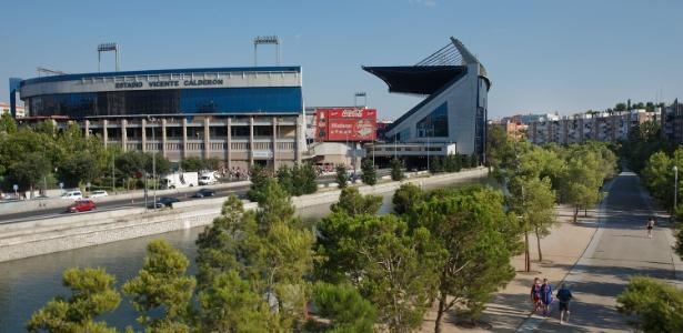 Vicente Calderón será o palco da final entre Barcelona e Sevilla pela Copa do Rei