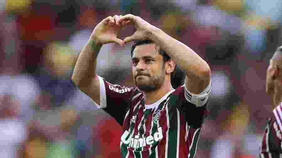 Fred pode deixar Cruzeiro e voltar ao Fluminense no mercado da bola - Matheus Andrade/Photocamera