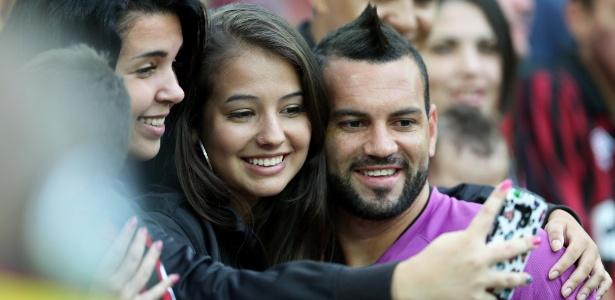 Atleticanas que comprarem pela internet pagarão R$ 30 nos ingressos contra Sport e Chapecoense - Heuler Andrey/Getty Images