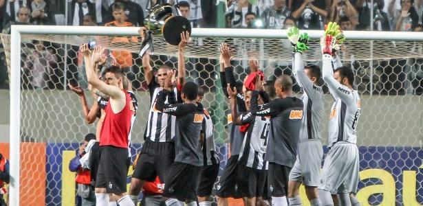 Campeão da Copa do Brasil em 2014, Atlético-MG inicia a busca pelo segundo título