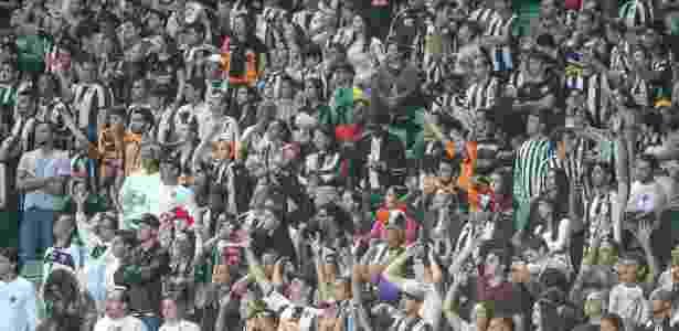 Torcida do Atlético-MG costuma encher o Estádio Independência na Libertadores - Bruno Cantini/Clube Atlético Mineiro