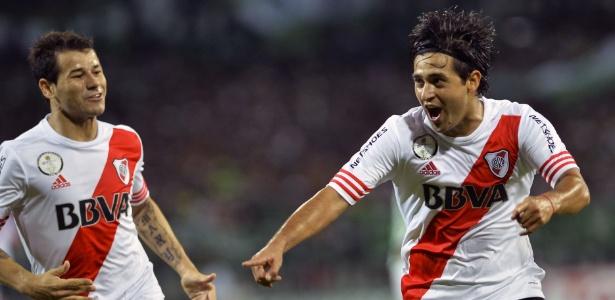 Pisculichi (dir.) conquistou a Libertadores pelo River Plate em 2015