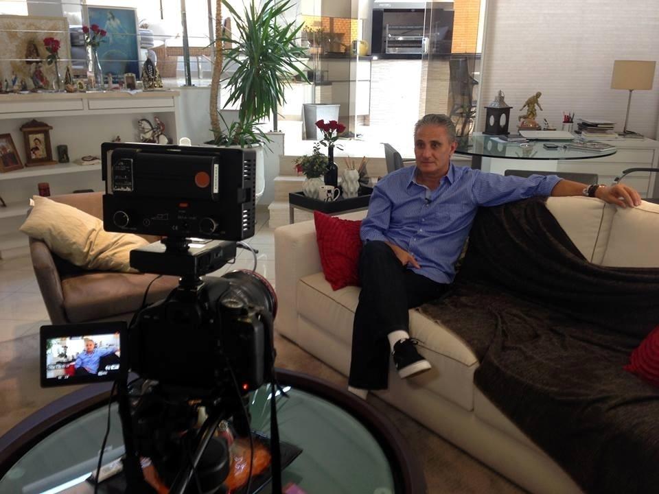 Tite falou sobre planos para o futuro e bastidores do título mundial do Corinthians