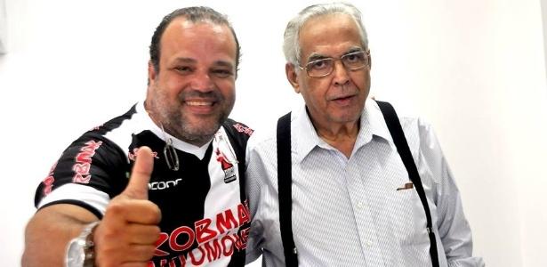 Carlos Gandola virou homem influente no Vasco no período de Eurico Miranda