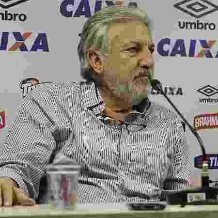 Vice de futebol do Vasco, José Luiz Moreira tem tomado frente de algumas negociações - Marcelo Sadio/Divulgação/Vasco