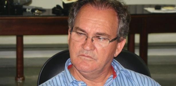 Vanderlei Pereira, presidente da Ponte, prometeu metade da premiação aos jogadores