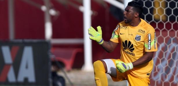 Aranha ficou seis meses sem clube após deixar o Palmeiras no fim do ano passado