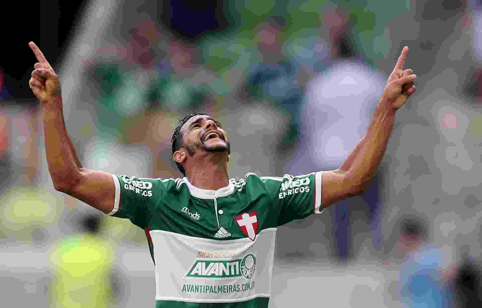 Palmeiras sofreu 1 a 0 na etapa inicial, mas conseguiu empatar minutos depois, com Henrique, de penalidade - Getty Images