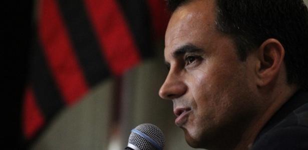 Rodrigo Caetano está ameaçado e pode deixar a direção de futebol do Flamengo - Gilvan de Souza/Flamengo