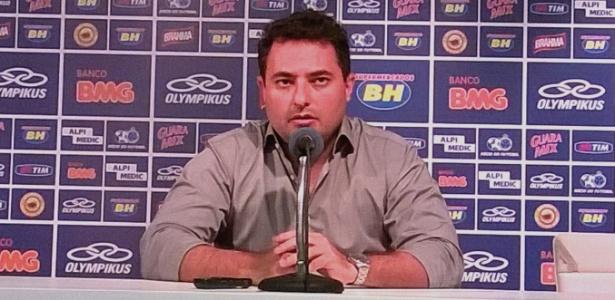 Alexandre Mattos será o novo diretor de futebol do Palmeiras