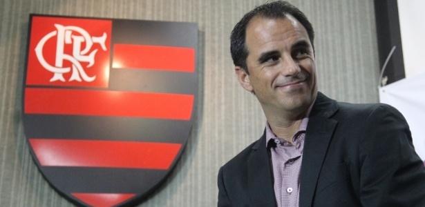 Rodrigo Caetano está confiante na reta final do Flamengo no Campeonato Brasileiro
