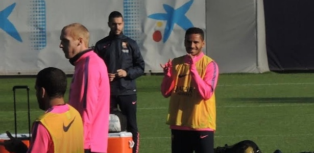 Douglas está próximo de acordo com o Cruzeiro - João Henrique Marques (UOL Esporte)