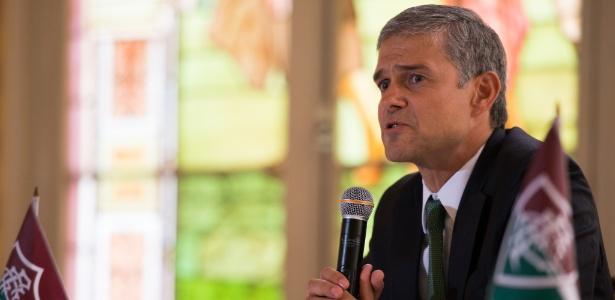 O presidente do Fluminense lamentou a postura da Ferj no episódio