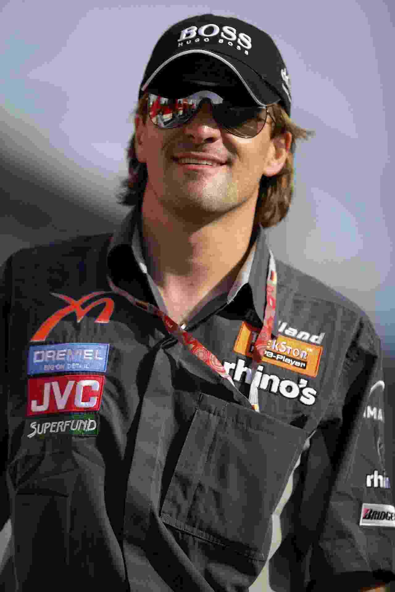 Markus Winkelhock, piloto da equipe Spyker - Mark Thompson/Getty Images