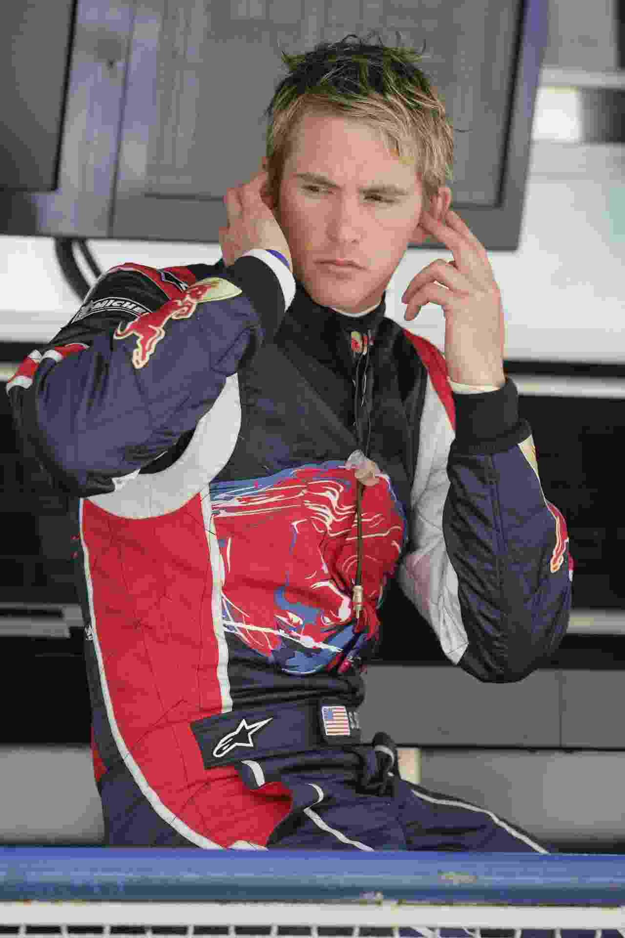 Scott Speed, piloto da Toro Rosso - Mark Thompson/Getty Images